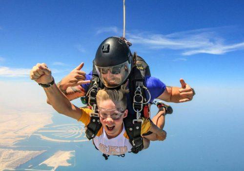 Skydive Dubai_Kids Tandem_2