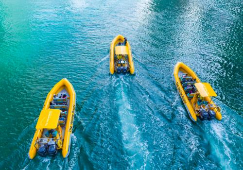 60 Minutes Marina Cruise | Dubai