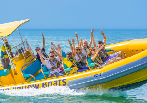 Atlantis Blast Boat Tour