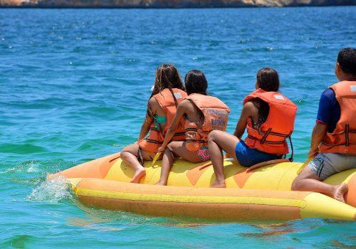 Banana Boat Ride Dubai