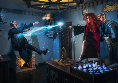 Battle of Wizards   Phobia Dubai
