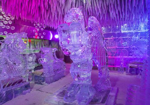 Chillout Ice Lounge   Dubai