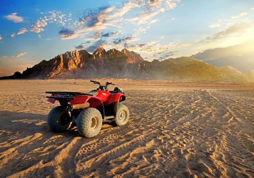 Desert Quad Bike Tour