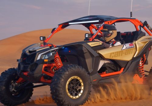 Dune Buggy Ride (2 Seater)