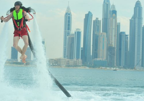 Jet Pack Experience