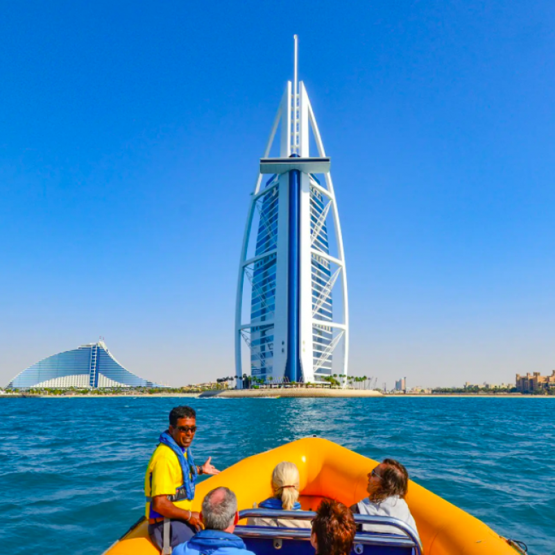 Premium Sightseeing Boat Tour   99 Minutes