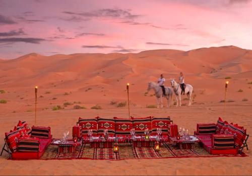 Private Desert Safari with Majlis