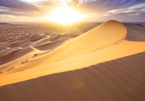 Private Sunrise Safari, Dubai