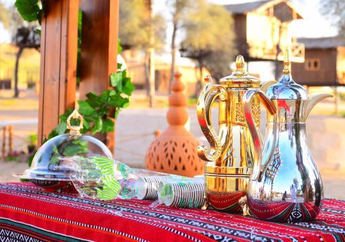 Ras Al Khaimah – Dinner in Desert
