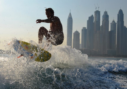 Wake Boarding | Abu Dhabi