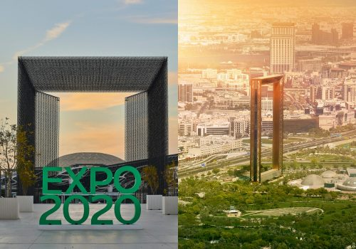 Expo 2020 Day Pass + Dubai Frame Ticket