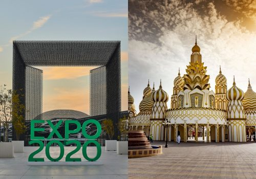 Expo 2020 Day Pass with Global Village