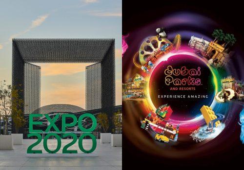 Expo 2020 Dubai + Dubai Parks 1 Day 2 Parks – 1